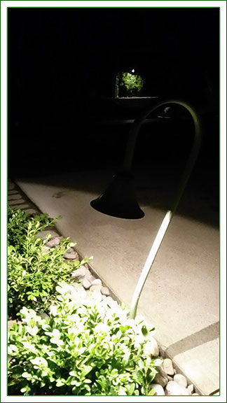 Outdoor Lighting - walkway
